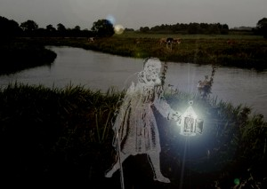 lantern man norfolk ghost