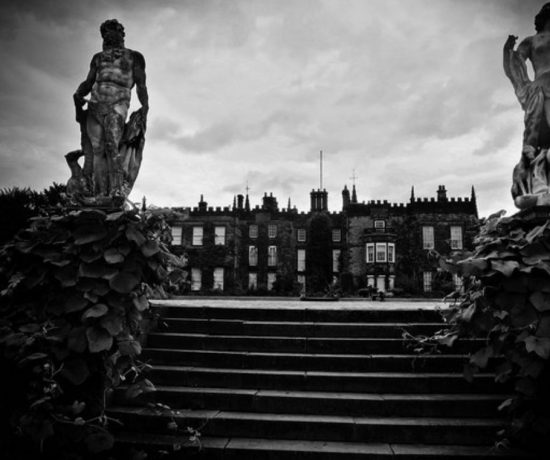 Renishaw Hall Ghosts - Home of the Sitwells and very haunted