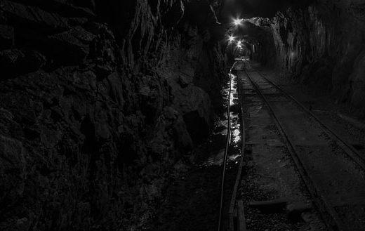 haunted coal mine