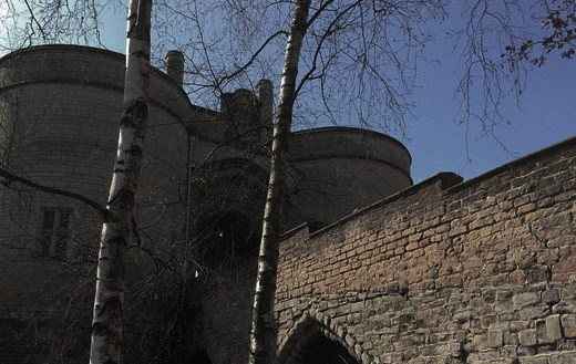 nottingham castle ghosts