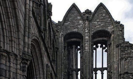 holywood ghosts edinburgh hauntings