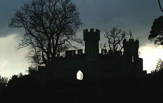 warwick castle ghosts