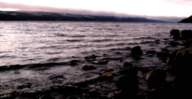 ghost hunter investigates loch ness monster
