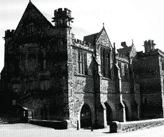 repton derbyshire ghosts at repton school