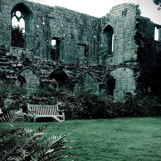 jervaulx abbey ghosts is it haunted by monks or something else