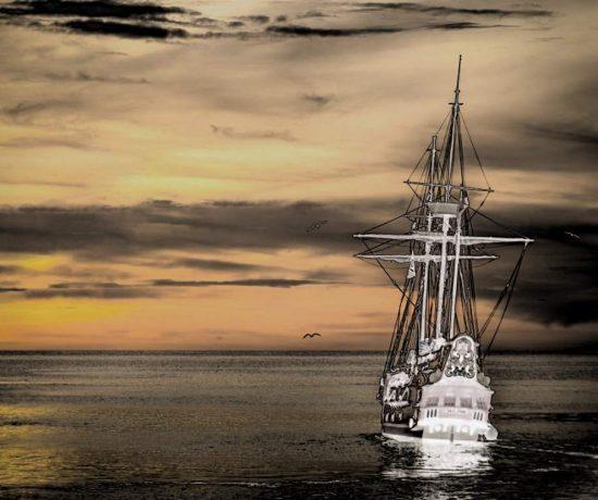 lady luvibond ghost ship of kent