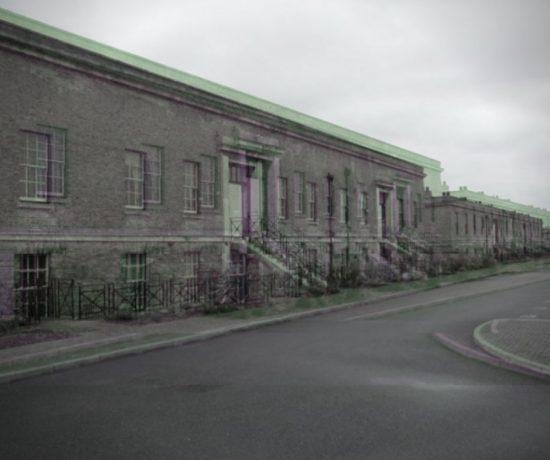 forton barracks gosport ghost story