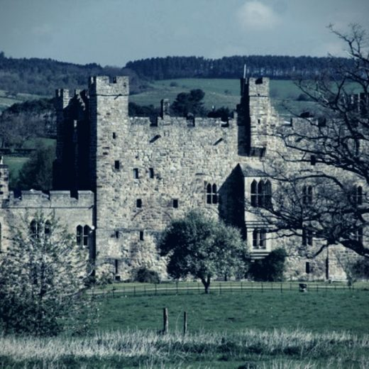 haughton castle ghosts and hauntings