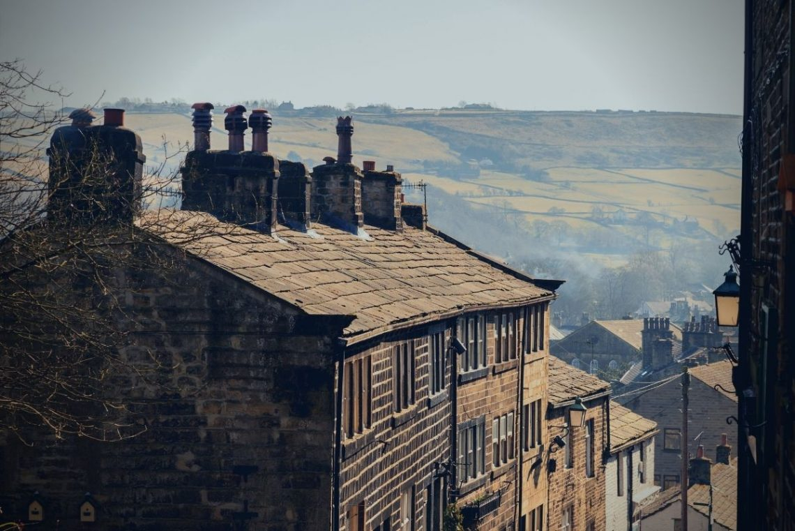 haworth ghosts and folklore bronte family