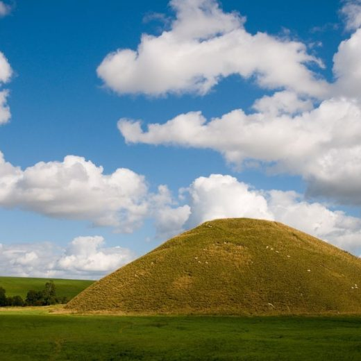 silbury hill mysteries and ley lines