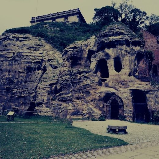 standard hill nottingham castle ghosts
